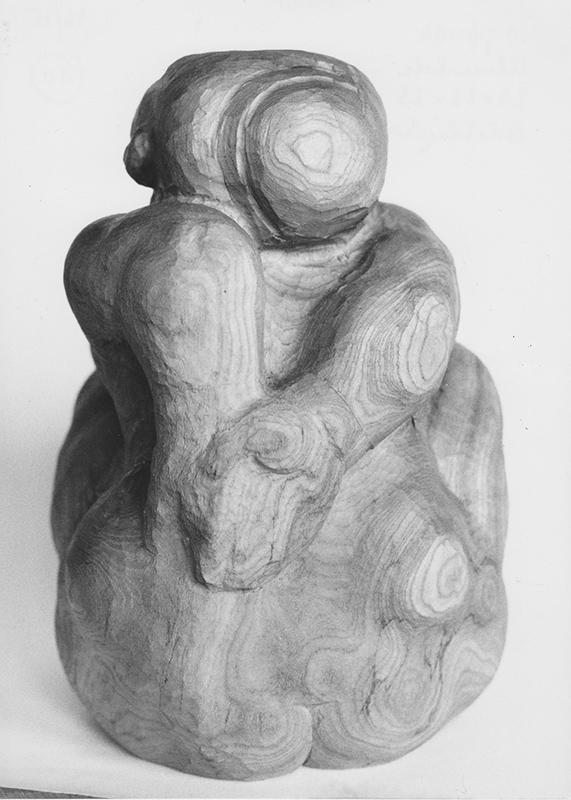 Rudolf Schwaiger: Die Gefesselte 1976
