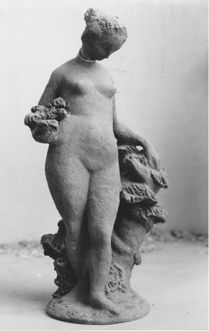 Rudolf Schwaiger: Eva 1946