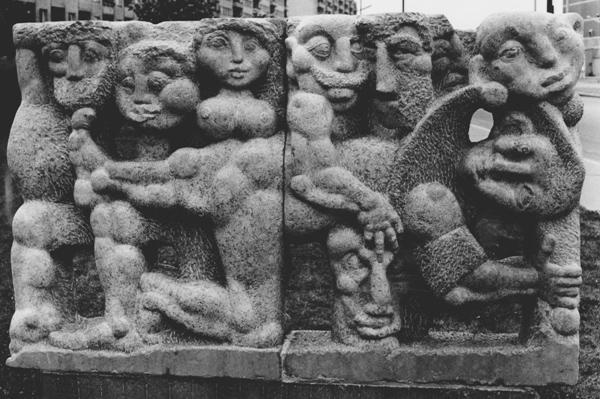 Rudolf Schwaiger: Faschingsumzug 1965