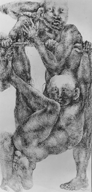 Rudolf Schwaiger: Knaben 1967