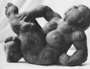 Rudolf Schwaiger: Liegende 1971