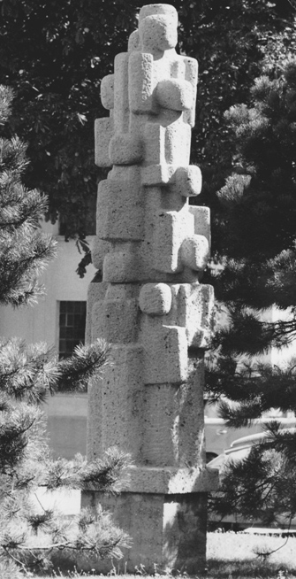 Rudolf Schwaiger: Turm der turnenden Knaben 1961-62