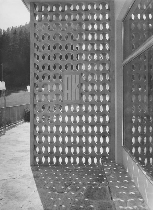 Rudolf Schwaiger - Wand AK 1959